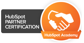 HubSpot Partner Certification Badge