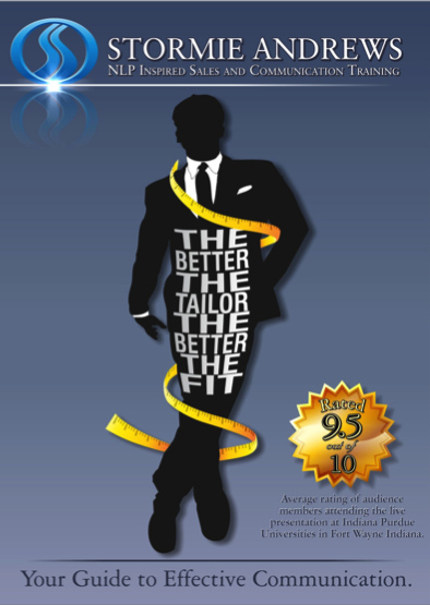 Stormie Andrews The Better The Tailor The Better the Fit DVD Cover